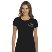 Women's Elephant Design - Black
