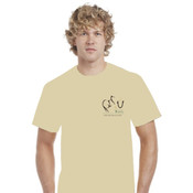 Men's Elephant Design - Natural